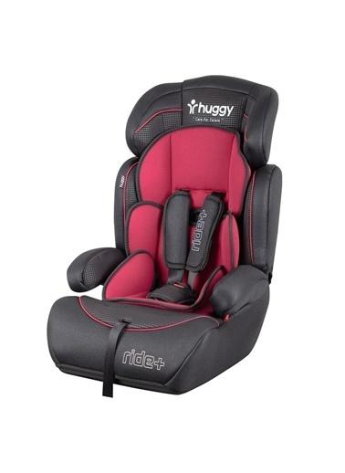 Huggy Huggy Ride Plus 9-36 Kg Oto Koltuğu Kırmızı